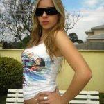 Jovencita Rubia de Argentina: le gustaría conocer gente