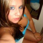 Miluska chica mexicana de ojos lindos