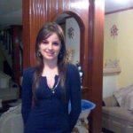 Chica Super Alegre de Argentina