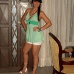 Chica hermosa de Ecuador