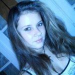 Sabrina nena bonita de Argentina